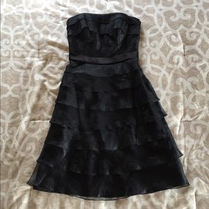 NWOT Bari Jay Tea Length Formal/Bridesmaid Dress